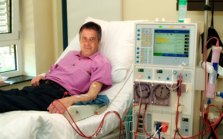 tenapanor study of CKD patients on dialysis