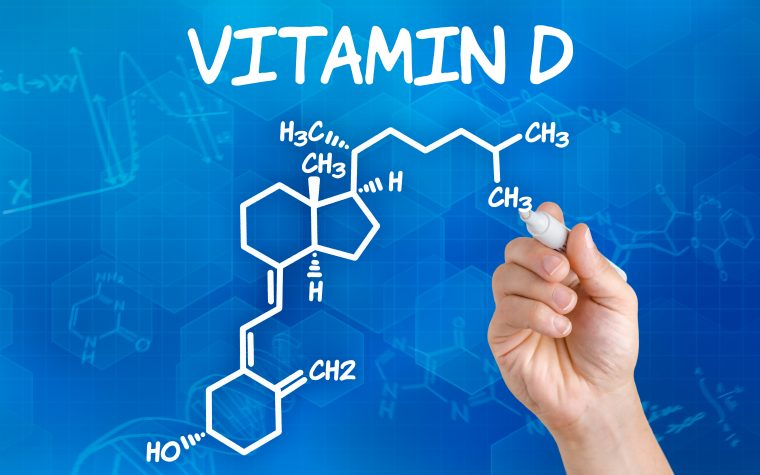 Possible link between vitamin D and vascular access