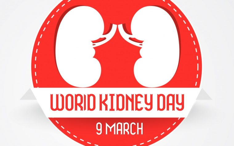 March 9 is World Kidney Day: Join the Global Awareness Campaign
